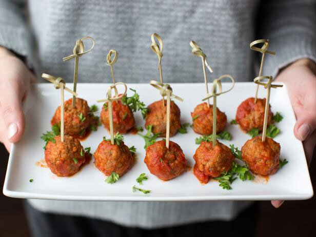 10 delicious turkey meatball recipes southern living classic italian turkey meatballs 1 of 10 via food network forumfinder Choice Image