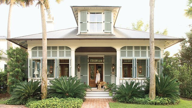 aiken street - Beach Home Plans