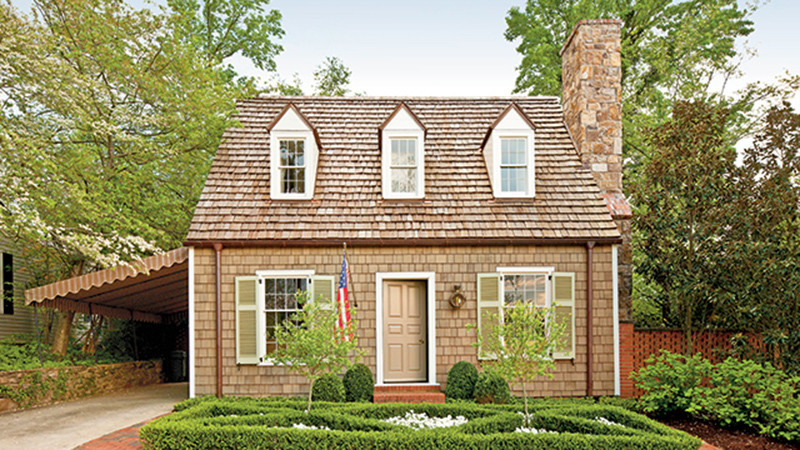 Randolph cottage plan 1861 1 of 20 southern living