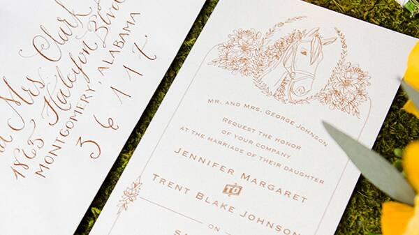 Rx 1809 The Secret To Making Your Wedding Invitations Personal Let Personality Shine Through