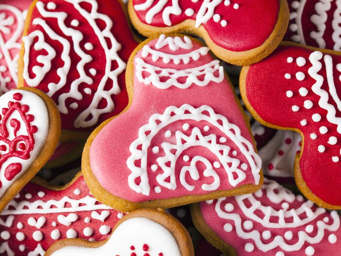 Grocery Store Valentine\'s Day Cookies: Great or Awful?