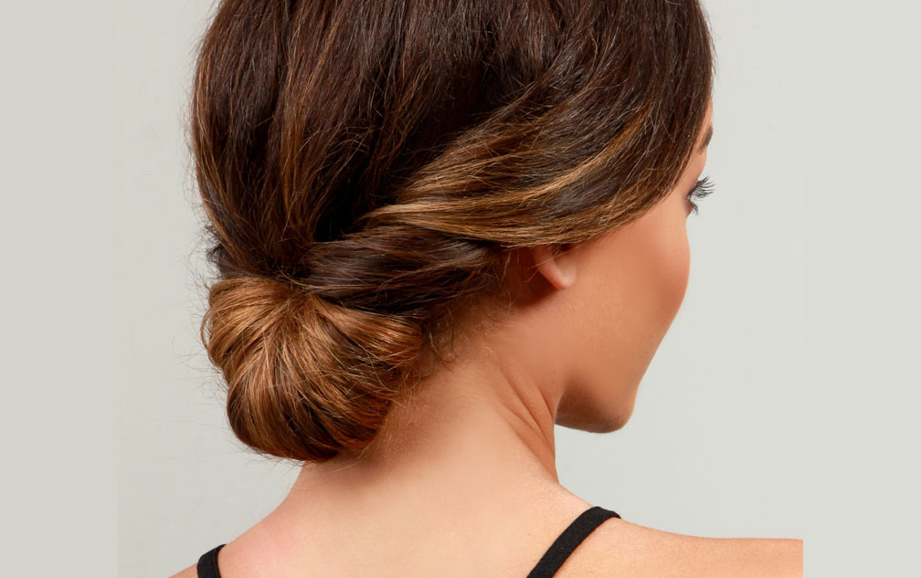 This Classic Updo Works The Best For Fine Hair - Southern Living