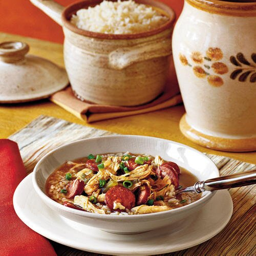 Classic new orleans gumbo southern living classic gumbo forumfinder Gallery