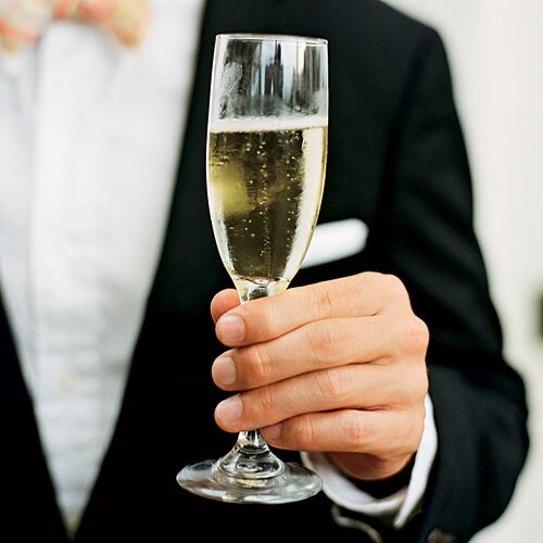7 rules of wedding toast etiquette southern living