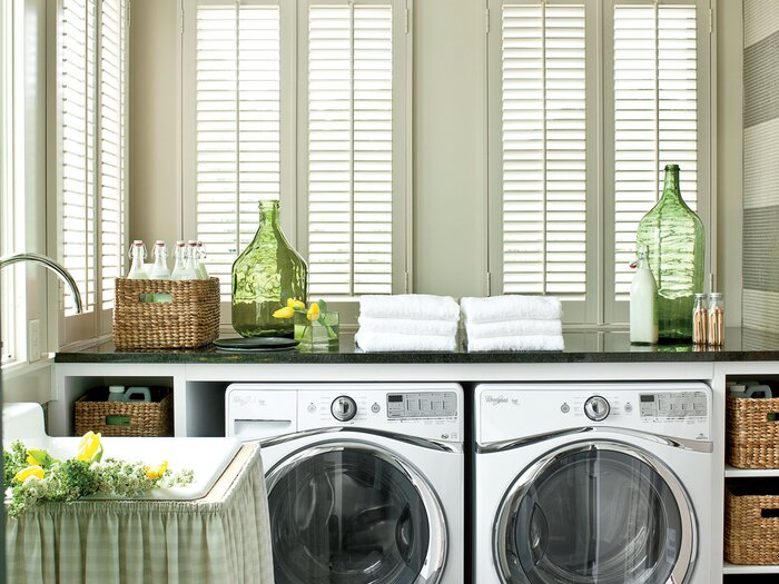 3 Tricks to Designing the Most Efficient Laundry Room - Southern Living