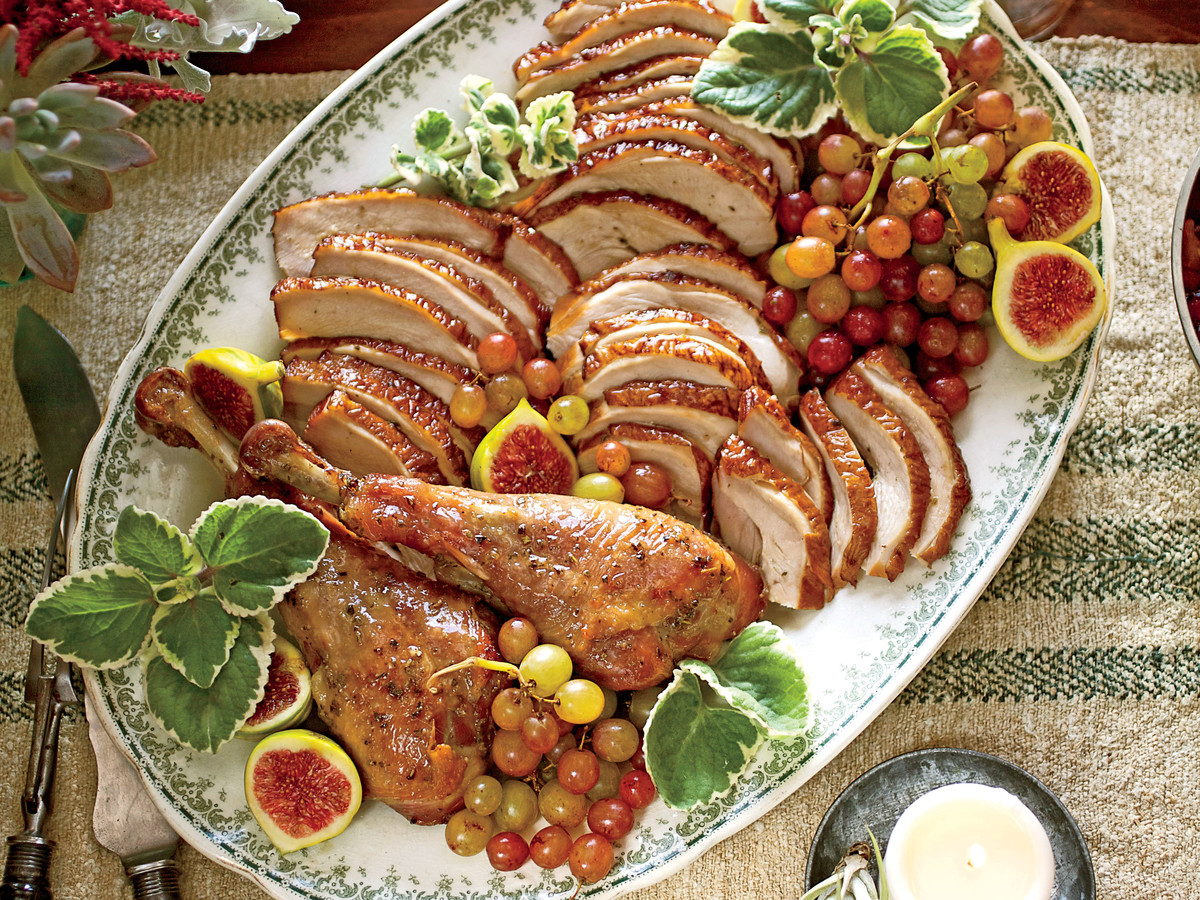 Smoked Turkey Breast Recipe Southern Living