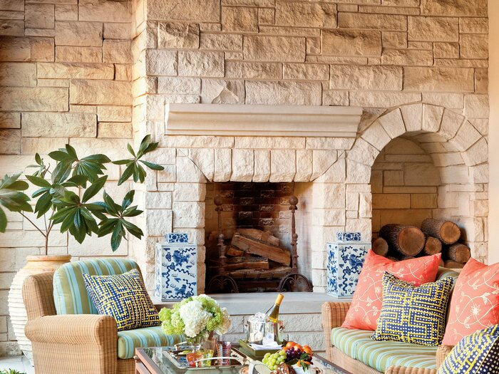 decorating a house. Decorating a High Definition Dallas Home  Southern Living