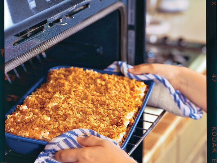 How to organize holiday meal preparation southern living thanksgiving dinner side dishes au gratin potato casserole recipe forumfinder Choice Image