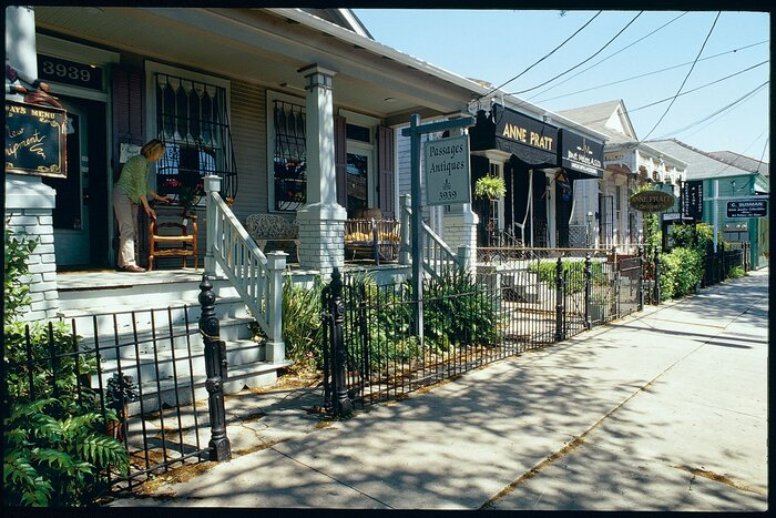 treasure hunting in new orleans southern living