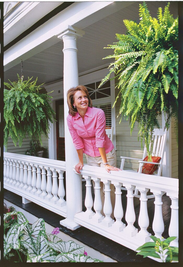 Five Great Ferns to Hang Up - Southern Living