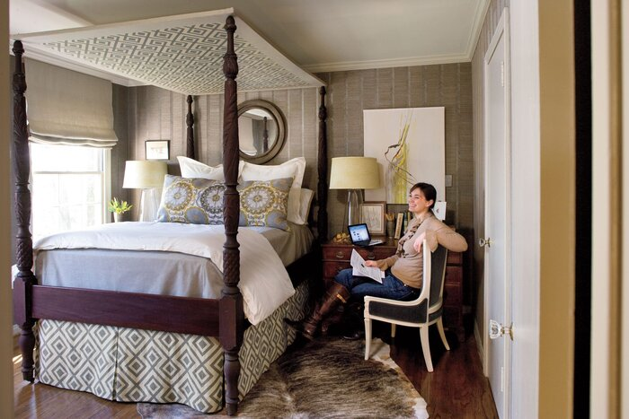 how to make your overnight guests feel at home southern living
