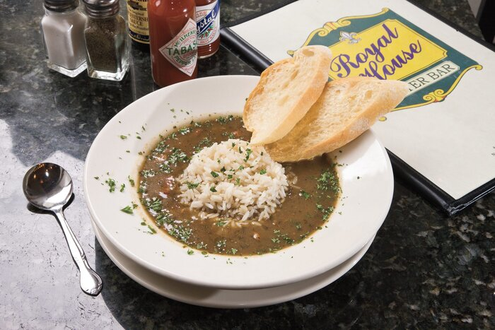 The Best Gumbo In New Orleans