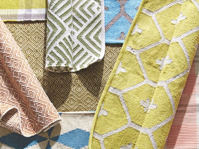 Bunny Williams Woven Rugs