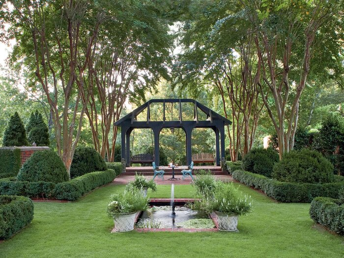 Landscape Designs Good Bones Make Great Gardens