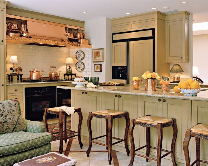 Remodeled Kitchen - Southern Living