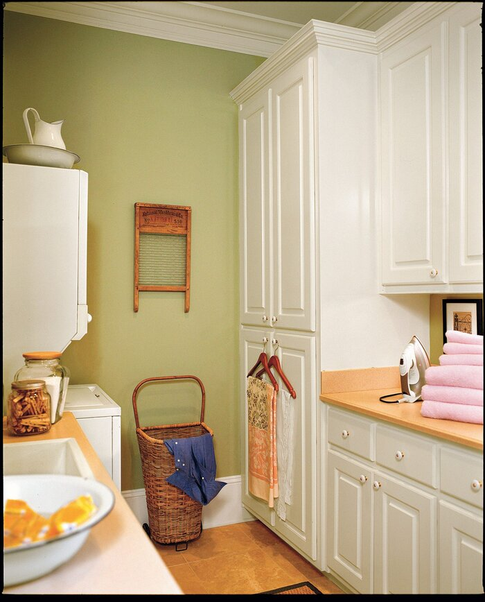 Neat Ideas for the Laundry Room - Southern Living