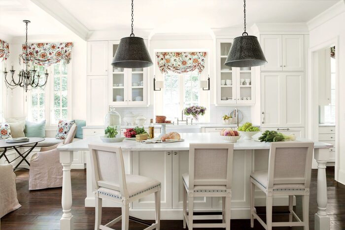 kitchen paint. Suzanne Kasler White Kitchen Makeover The Best Paint For Your  Southern Living