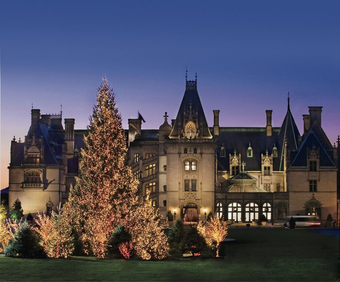 biltmore estate at christmas - Whats Open On Christmas