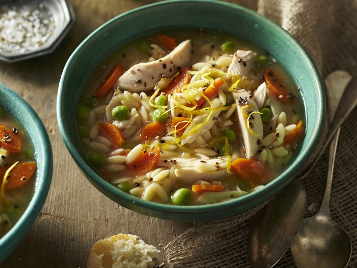 Lemon chicken soup recipe southern living lemon chicken soup forumfinder Choice Image