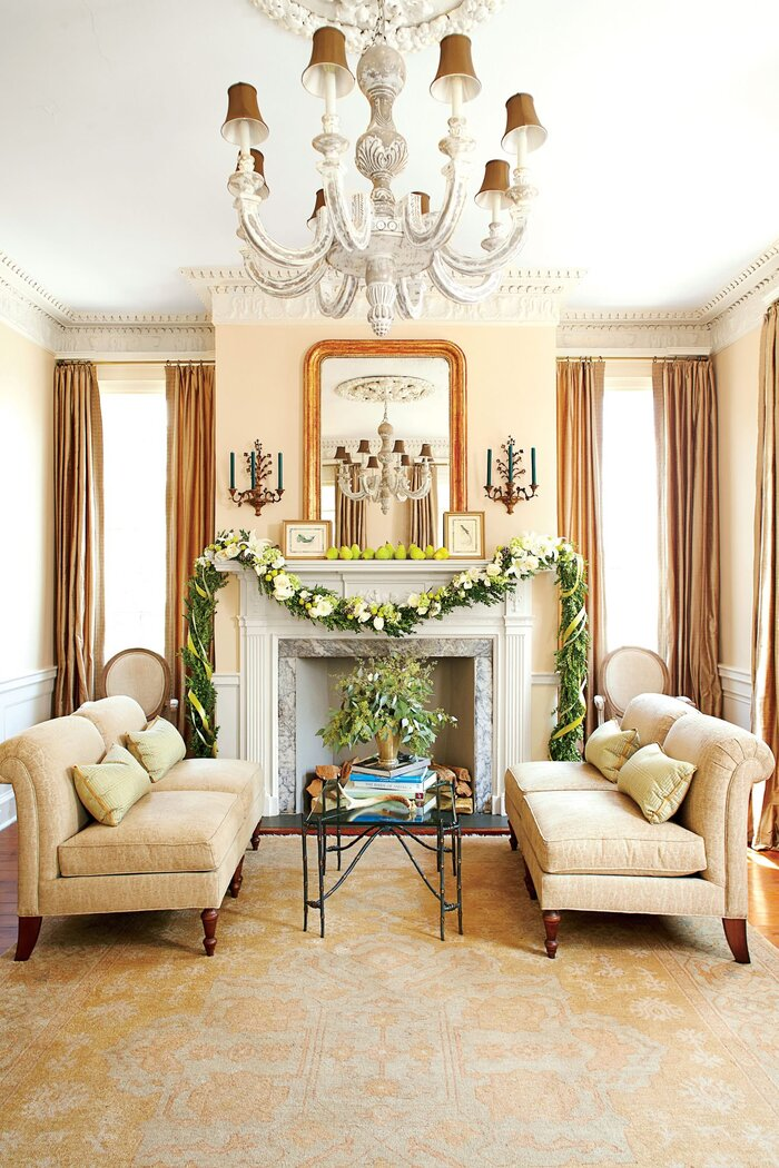 southern christmas decorations - Southern Living Christmas Decorations