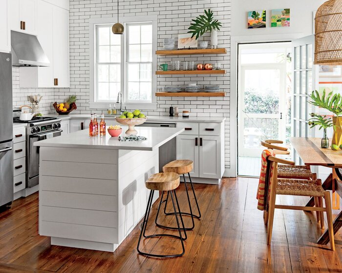 white kitchen - Diy Kitchen