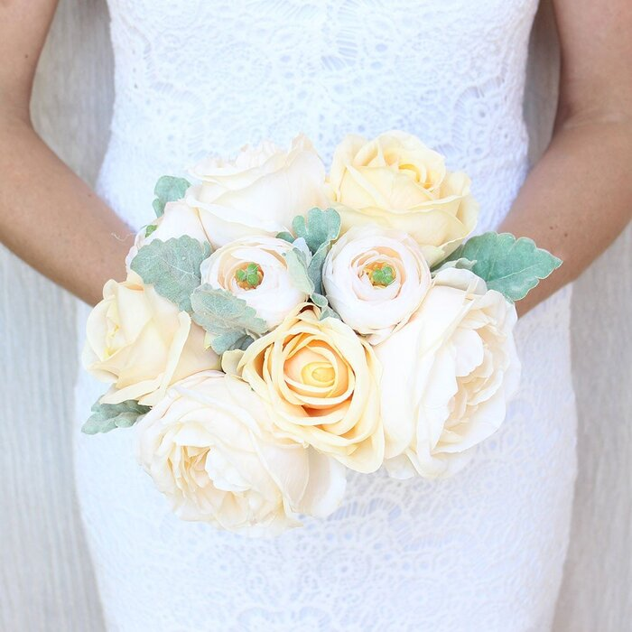 Is it okay to use artificial flowers at your wedding - Southern Living