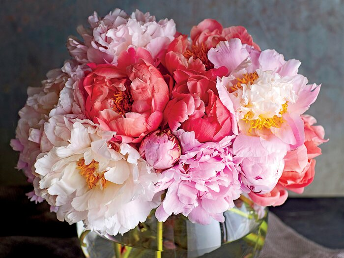 This Is The Best Vase For Displaying Peonies Southern Living