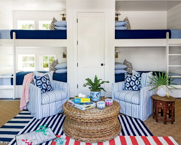 The Trick to Adding More Space to Your Guest Room - Southern Living
