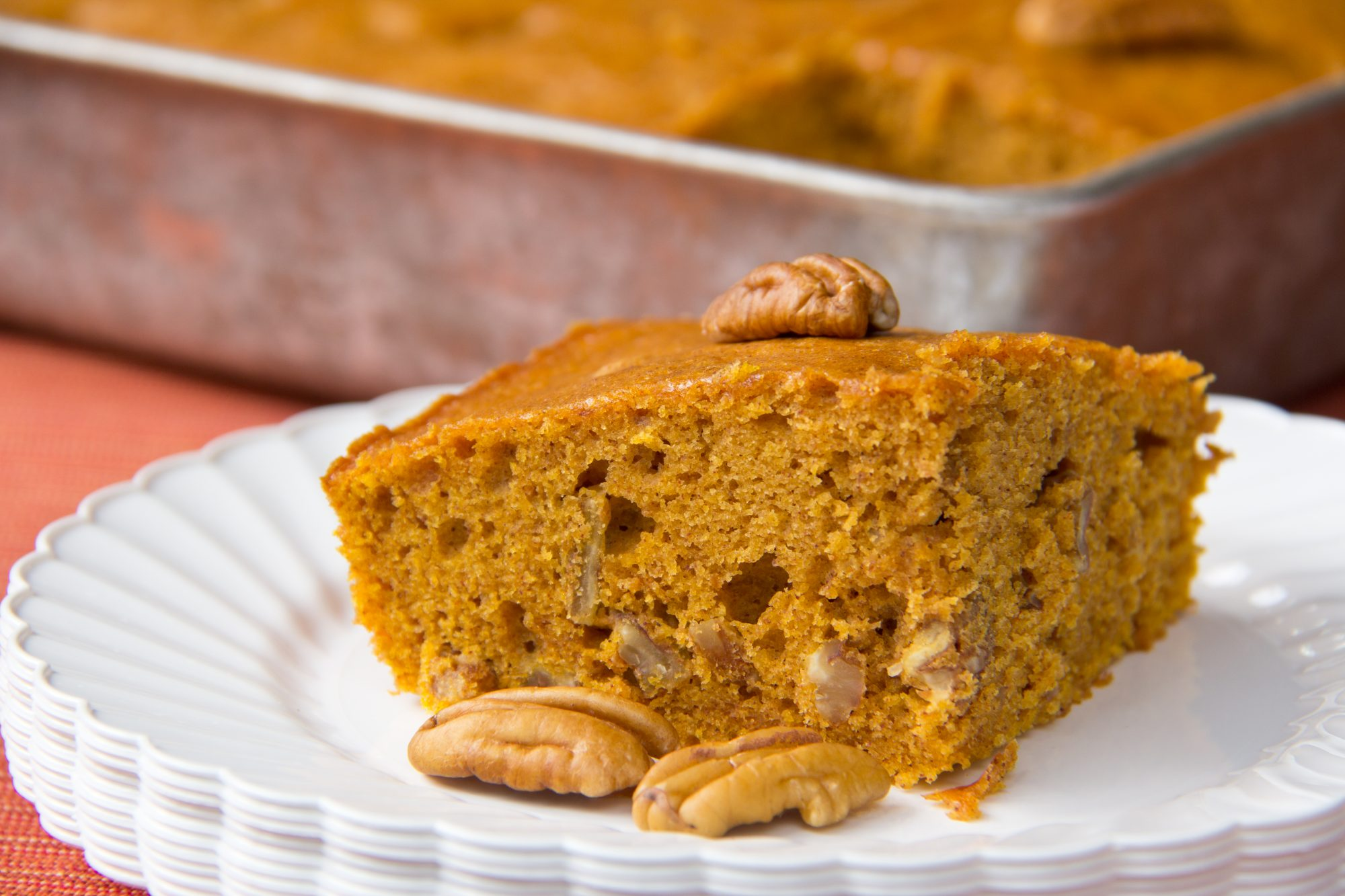 Why We Love This Classic Pumpkin Dump Cake Recipe Southern Living