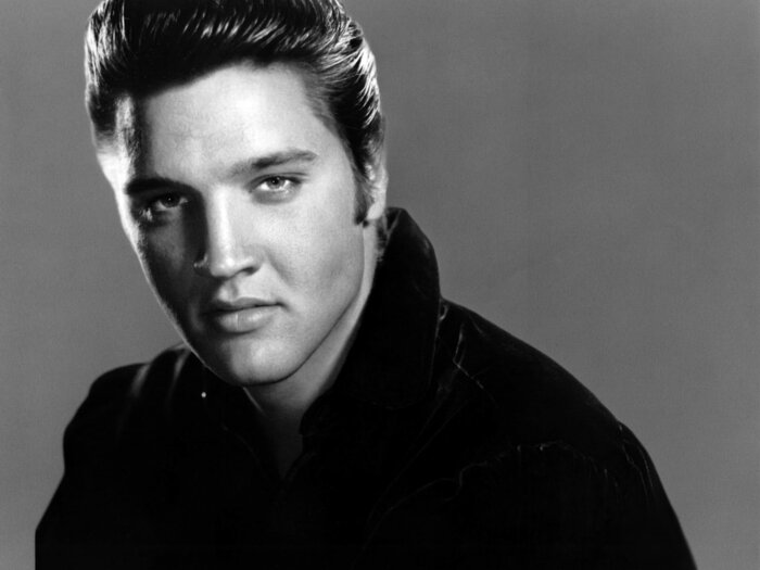 Elvis Presleys Private Jet Is For Sale In All Its Red Velvet Glory