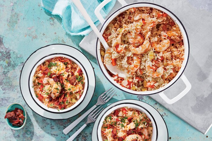 Shrimp perloo recipe southern living photo linda pugliese prop styling kay e clarke food styling anna hampton forumfinder Image collections
