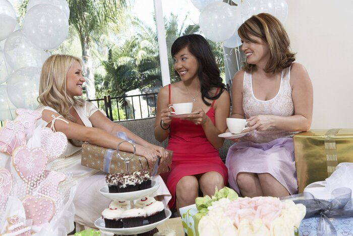 Is It Proper For Mom To Host The Bridal Shower Southern Living