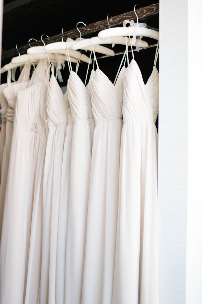 Can My Bridal Party Wear White? - Southern Living
