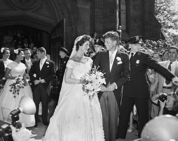 Walk in Jackie\'s Footsteps At The Church Where She Married JFK ...