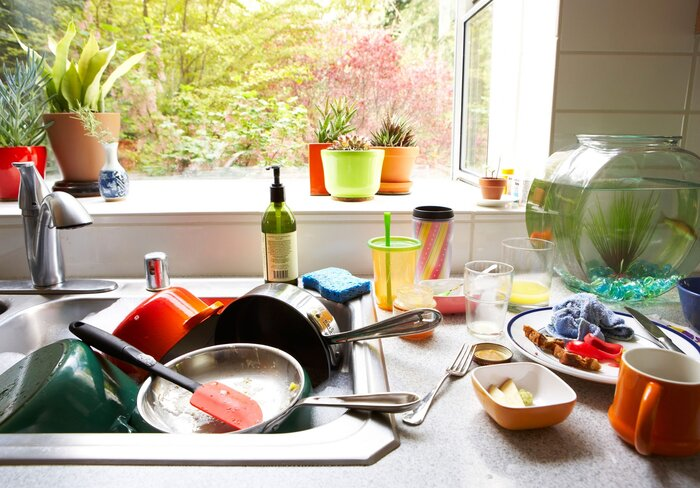 Most Cluttered Spots in the Kitchen - Southern Living
