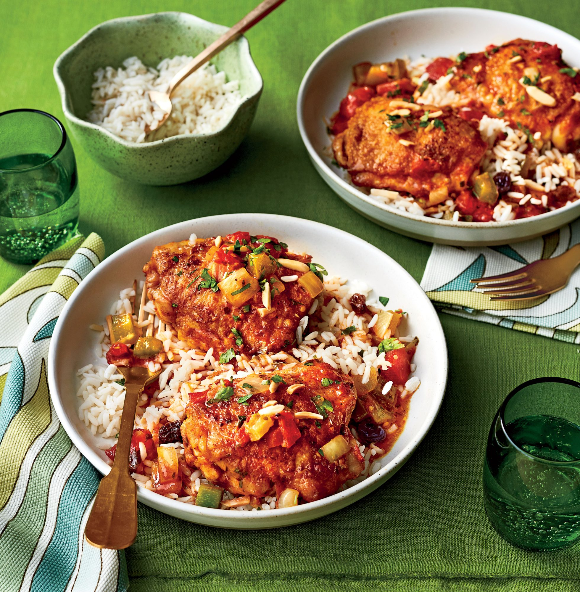 Country Captain Chicken Recipe Southern Living