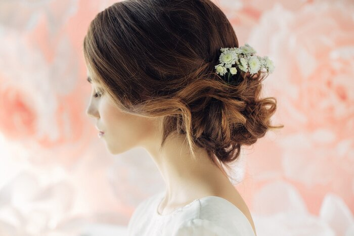 The biggest wedding hair mistakes you can make southern living bridal hair junglespirit Image collections
