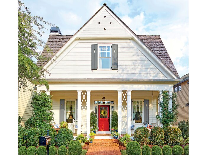 This Exterior Home Trend Will Never Lose Its Charm - Southern Living