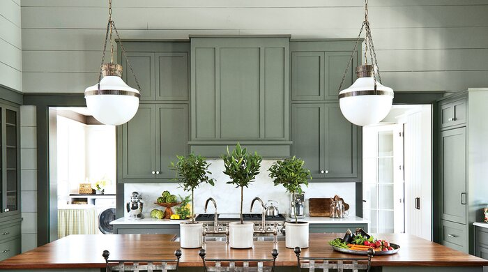 Polished Concrete Floors are Cost-Effective and Pretty - Southern Living