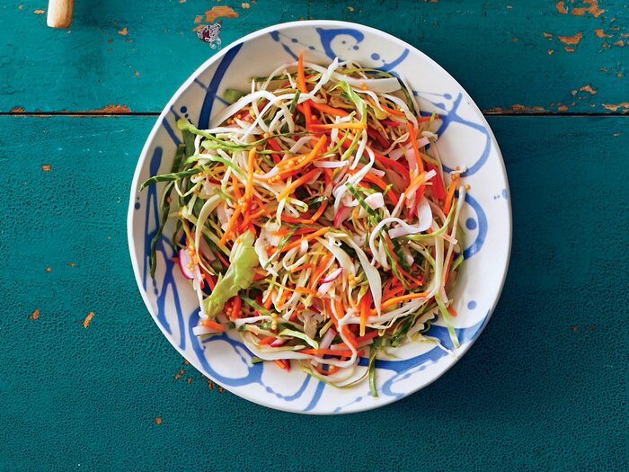 Quick pickled slaw recipe southern living quick pickled slaw forumfinder Choice Image