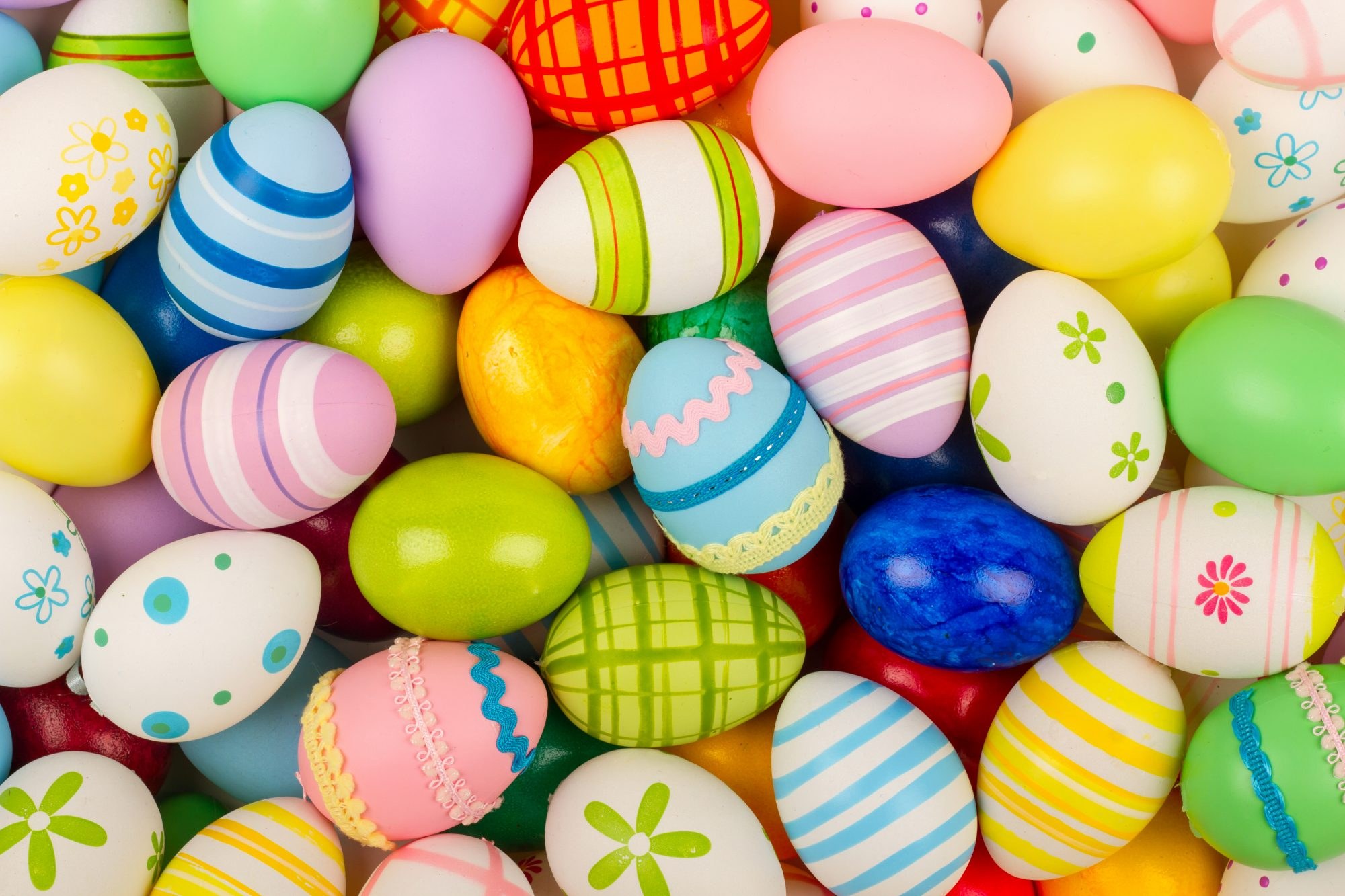 how to color brown eggs for easter southern living