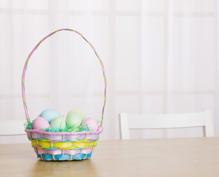 History of easter egg baskets southern living southern living history of the easter basket negle Image collections