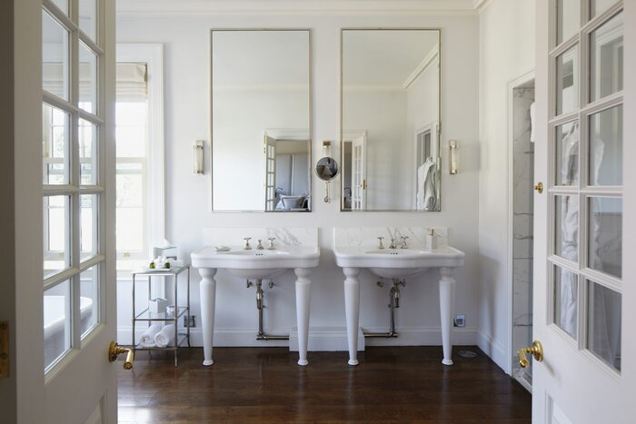 Can You Use Satin Paint In A Bathroom on