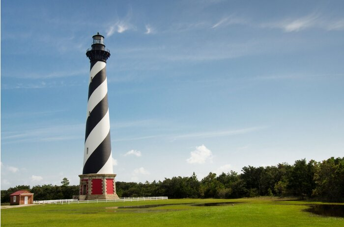 Cape Hatteras Lighthouse in NC