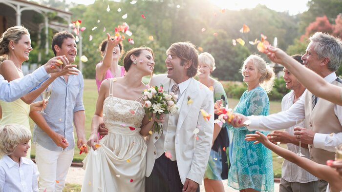 9 ways to cut costs that your wedding guests will never notice five most expensive wedding venues in the us junglespirit Choice Image