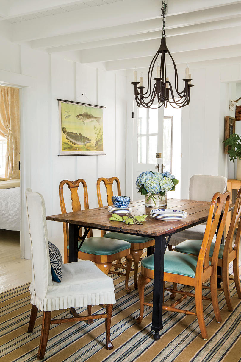 Wooden Dining Room Chair Designs stylish dining room decorating ideas - southern living