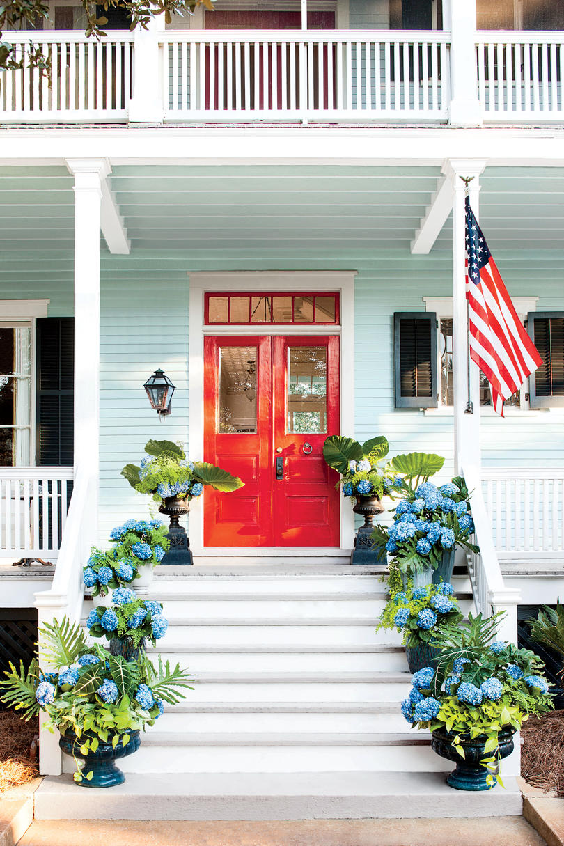exterior door painting ideas.  Ideas Schoolhouse Red Door Intended Exterior Painting Ideas O