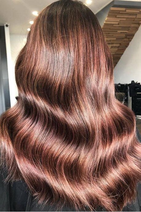 Hair Color Trends for Brunettes That\'ll Make 2018 Absolutely ...