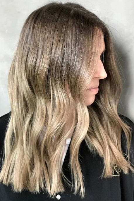 Mushroom Blonde Hair Is The Perfect Shade For Winterhere Are 15