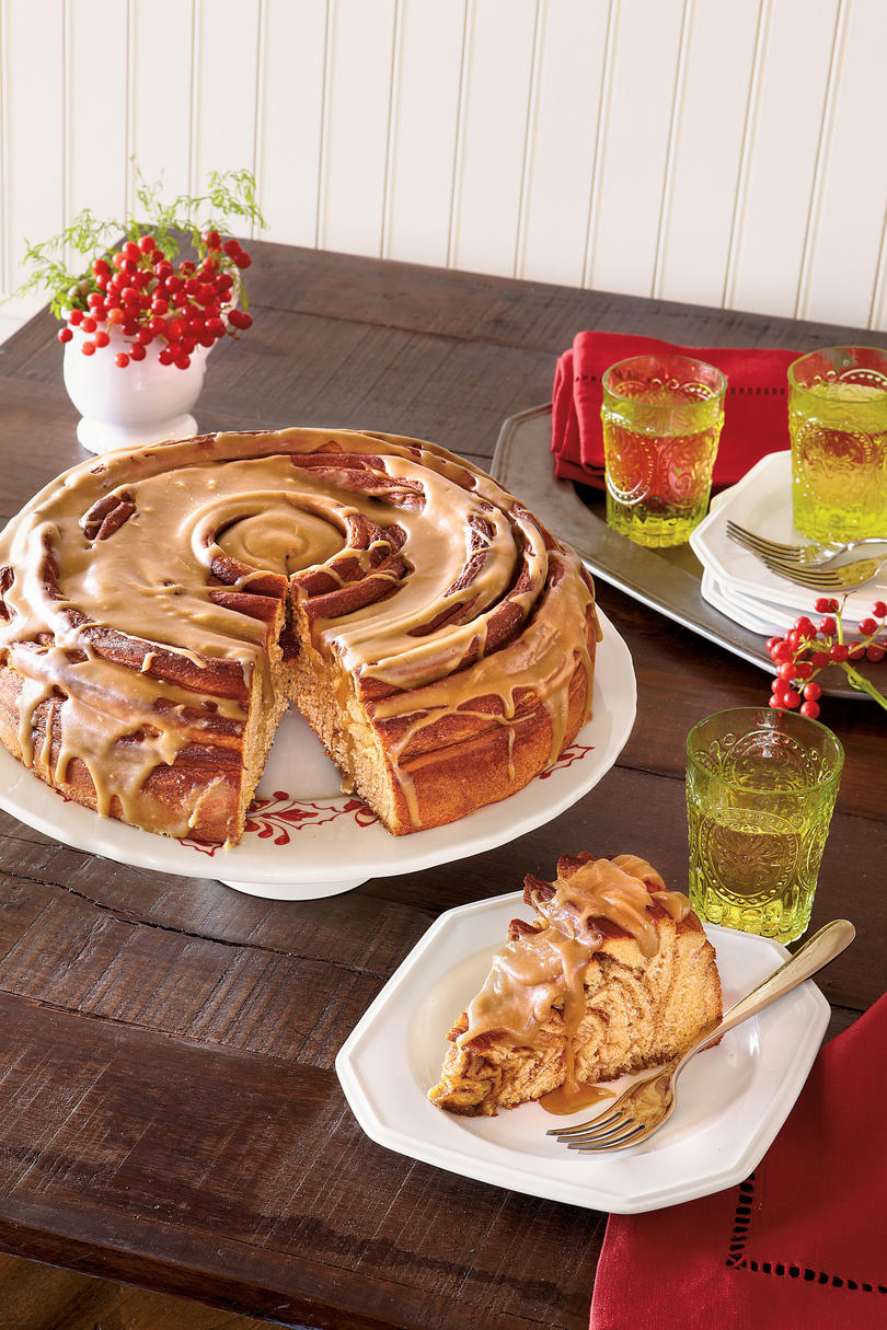 Sweet Christmas Morning Breakfast Recipes Southern Living